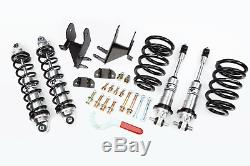 1964-72 A-Body Ride Height Adjustable Front & Rear Coil Overs & Tubular Arms