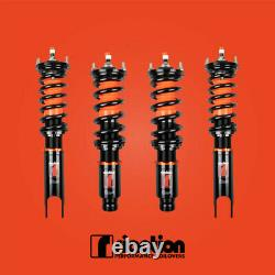 94-01 Acura Integra Riaction Performance Coilover Kit 32 Way Adjustable Control
