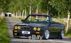 Adjustable Coilover Kit BMW 3 Series E30 Convertible 1982-1992 JOM