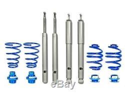 Adjustable Coilover Kit For BMW 3 Series E30 Sedan & Coupe 51mm Strut JOM