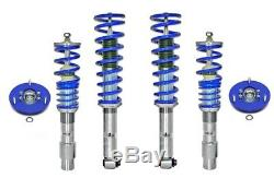 Adjustable Coilover Kit For BMW E60 (2003-2010) + 2 Front Top Mounts JOM