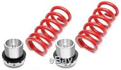Adjustable Coilover Kit Mercedes SL R129 1989 2001 TA Technix + Top Mount