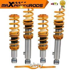 Adjustable Coilover Kit Suspension Shock For MAZDA MX5 MK1 Typ NA Year-90-97