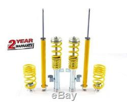Adjustable Coilover Suspension Kit For Ford Focus MK2 DA3/DB3 (2004-2010) FK