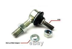 Adjustable Coilover Suspension Kit For Mini Cooper R50 / R52 / 53 Ta Tachnix
