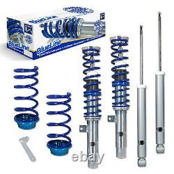 Adjustable Coilover Suspension Kit Ford Focus MK1 1.4 1.6 1.8 2.0 1.8Td JOM