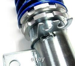 Adjustable Coilover Suspension Kit for AUDI TT 8N (98-06) FWD 1.8 / 1.8T JOM