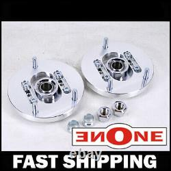 Adjustable PillowBall Plates For Coilover & Airbag Lowering Kit Challenger 300