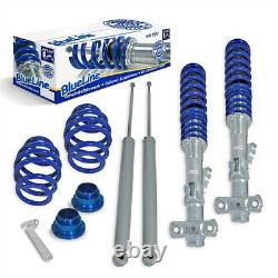 Adjustable damper coilover suspension lowering kit for OPEL CORSA A B TIGRA
