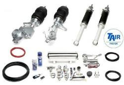 Air Suspension Coilover Kit VW Polo 86 / 86C / Derby (1975-1994) TA Technix