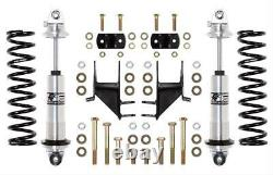 Aldan American Lowered Front Coilover Kit For 1964-1973 Ford Mustang M1BBF2S