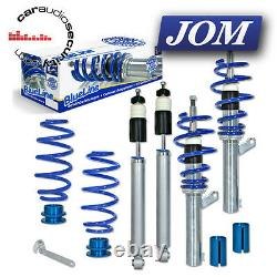 Audi A3 8P Mk2 FWD (2003-2013) JOM Suspension Coilovers Kit 741036