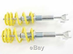 Audi A4 B5 Saloon Avant FK AK Street Height Adjustable Coilover Suspension Kit