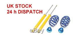 BMW 3 SERIES E46 REAR coilover kit adjustable suspension all engine