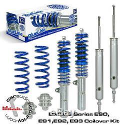 BMW 3 Series E90, E91, E92, E93 JOM Coilovers Suspension Lowering Kit 741027