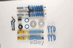 Bilstein B14 Coilover Full Kit Height Adj Audi S3 TT Mk1 Golf Mk4 R32 4-Motion