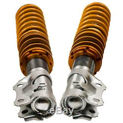 COILOVER Coilovers Kit FOR VW GOLF MK2 ADJUSTABLE SUSPENSION TUNING