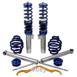 COILOVER for BMW E46 SALOON / TOURING 3 SERIES ADJUSTABLE SUSPENSION