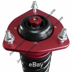 CX 32-STEP ADJUSTABLE Damper CoilOver Suspension Kit For 04-07 SCION XB