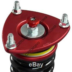 CXRacing Damper Coilovers Suspension Kit For 01-05 Civic ES Height Adjustable