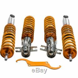 Coilover for VW Scirocco MK2 model 1982-1989 Adjustable Suspenion Coil Clearance