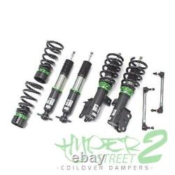 Coilovers For FUSION 13-19 Suspension Kit Adjustable Damping Height