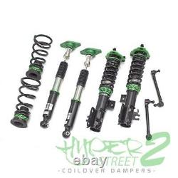 Coilovers For MAZDA 3 14-18 Suspension Kit Adjustable Damping Height