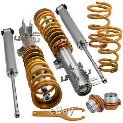 Coilovers Kit for Fiat Grande Punto 199 Vauxhall Corsa D 1.0 1.2 1.4 1.3 CDTi