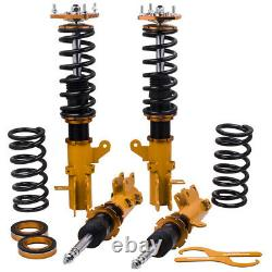Coilovers Kit for Hyundai Coupe SIII 2003-2008 24 Ways Adjustable Height Shocks