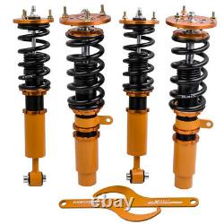 Coilovers Suspension Kit For BMW 5 Series E60 Saloon 2004-2010 Adjustable Height