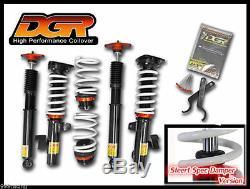 DGR full Adjustable coilover suspension damper kit FIT TOYOTA CELICA TA22 7280