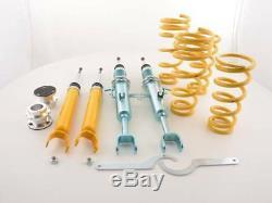 FK AK Street Coilovers Suspension Kit fits Nissan 350 Z Z33 02-09 Height Adjust