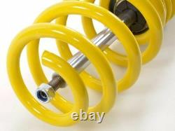 FK AK adjustable suspension coilover lowering kit for AUDI A4 A5 B8 8K