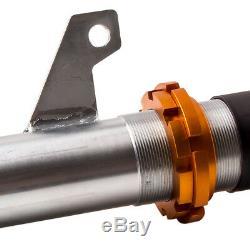 FOR SEAT LEON MK2 1P COILOVER ADJUSTABLE SUSPENSION 30/60mm strut size