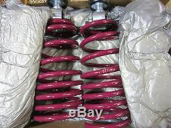 Fiat 500 Adjustable Coilover Kit, Vogtland, Pop, Sport, Lounge, Abarth, Turbo