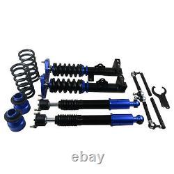 Fit Mercedes-Benz C-Class W204 C250 Adjustable CoilOvers Suspension Shock Kit