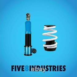 For 15-20 Hyundai Sonata Five8 Industries Full Coilover Height Adjustable Kit