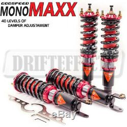 For Acura Integra Dc/db 94-01 Godspeed Monomaxx Damper Coilovers Strut Shock Kit