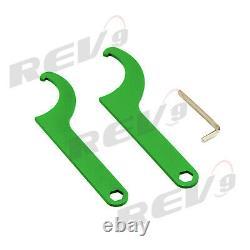 For Acura Tl 2004-08 Rev9 Hyper-street 2 Coilover Adjust. Damping Suspension Kit