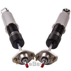 For BMW E46 Adjustable Dampening Coilover Suspension Kit Shock Absorber 98-05