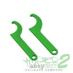For Elantra SEDAN 17-21 Coilovers Lowering Kit Hyper-Street II Adjustable