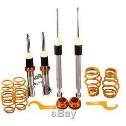 For Ford Fiesta Mk7/JA8 MKVI 2008-2017 Coilover Suspension Shock Spring Struts