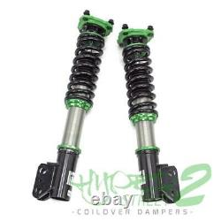 For MUSTANG 99-04 Coilovers Lowering Kit Hyper-Street II by Rev9 Adjustable