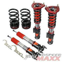 For MUSTANG EcoBoost/GT 15-19 MAXX Coilovers Suspension Lowering Kit Adjustable