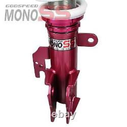 For Toyota VENZA FWD 08-16 MonoSS Coilovers Lowering Kit Adjustable