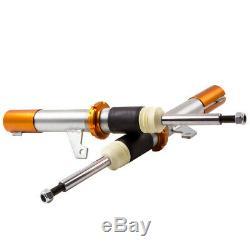 For VW Golf MK5 MK6 Lowering Coilover Suspension Kit 1.9TDI 1.6FSI 1.4FSI Strut