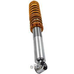For VW Volkswagen Golf Mk2 mk3 1.8T VR6 MK3 I4 85 kW Coilovers Lowering Strut