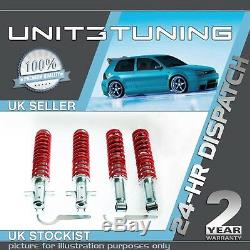 Ford Focus Mk1 10/98 10/04 Coilover Coilovers Suspension Kit