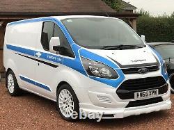 Ford Transit Custom 2020 Adjustable Front & Rear Lowering Coil Over Kit Bilstein