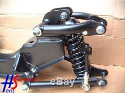 HOYLE Front suspension Kit MGB Upgrade MGB V8 Coil Over Gaz Shocks Adjustable
